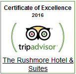 Trip Advisor Excellence Award